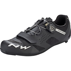 Northwave Storm Carbon Chaussures Homme, black